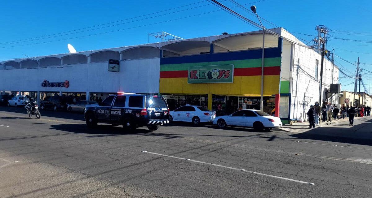 Cuida Gobierno Municipal que contingencia no afecte a comerciantes