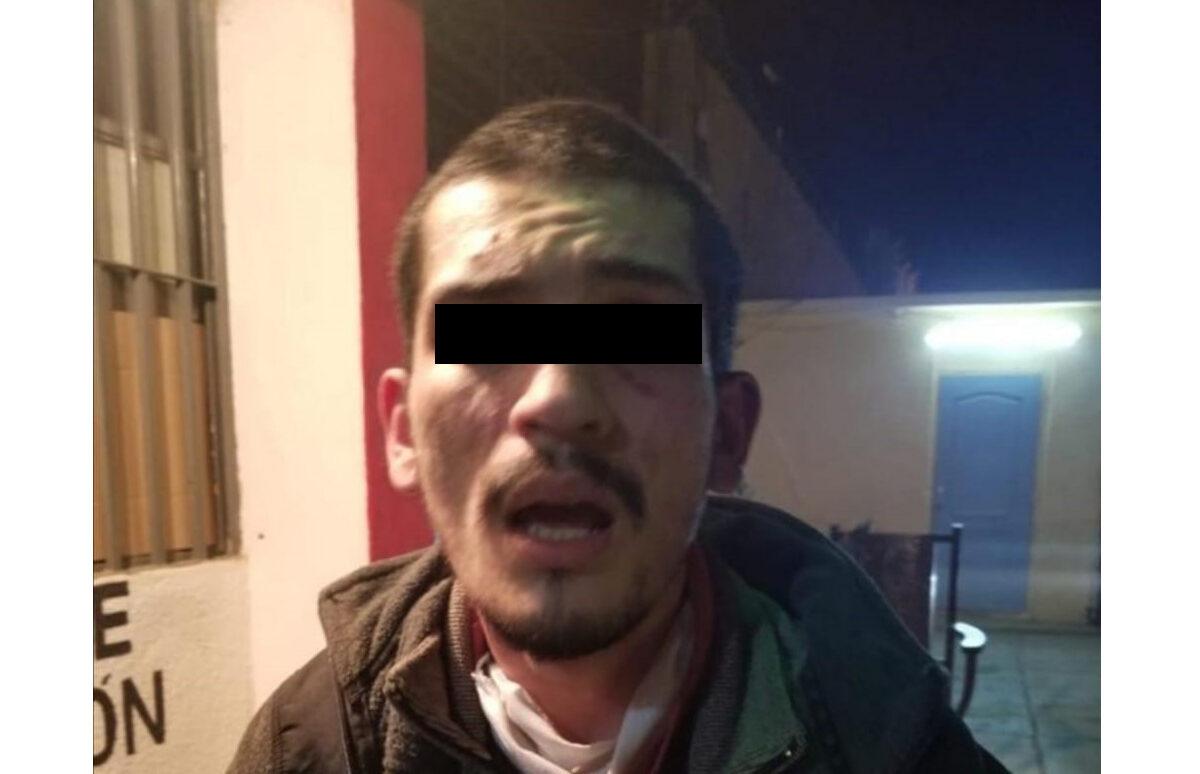 Detienen en Tijuana a presunto asesino de un bebé en SLRC