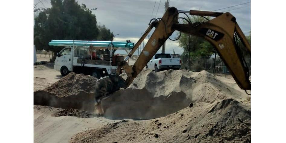 Instalan nuevas descargas de drenaje en el Islita