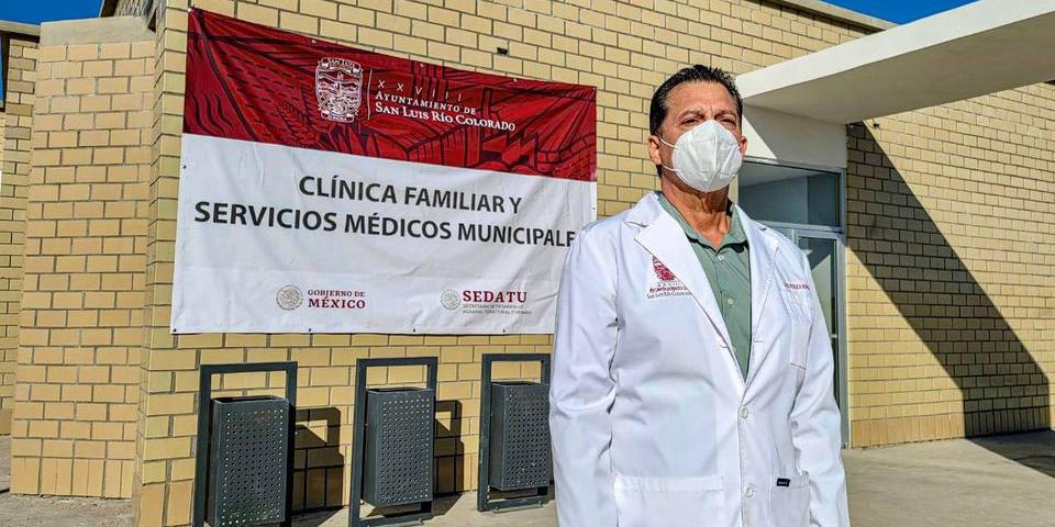 En funcionamiento Clínica de Salud Médica Familiar de SLRC