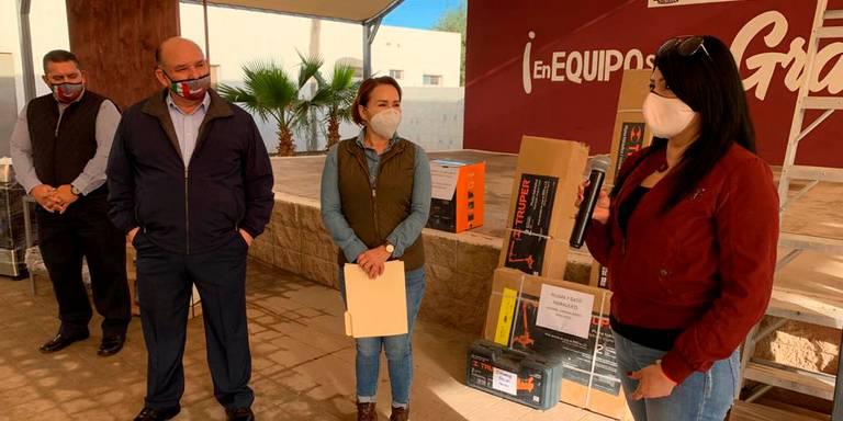 Apoya gobierno Municipal a emprendedores sanluisinos