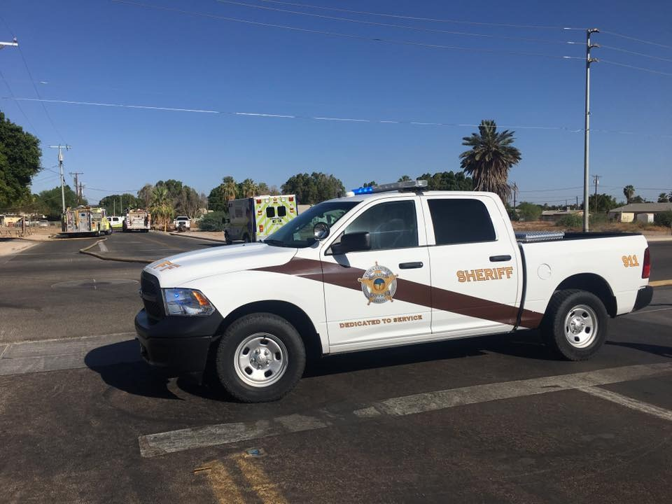 Sheriff de Arizona se opone a detener solicitantes de asilo en Yuma