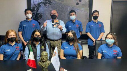 Respalda Alcalde iniciativa estudiantil de escudería para Fórmula 1