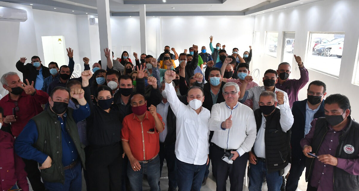 Gobiernos estatal y municipales están en terapia intensiva: Alfonso Durazo