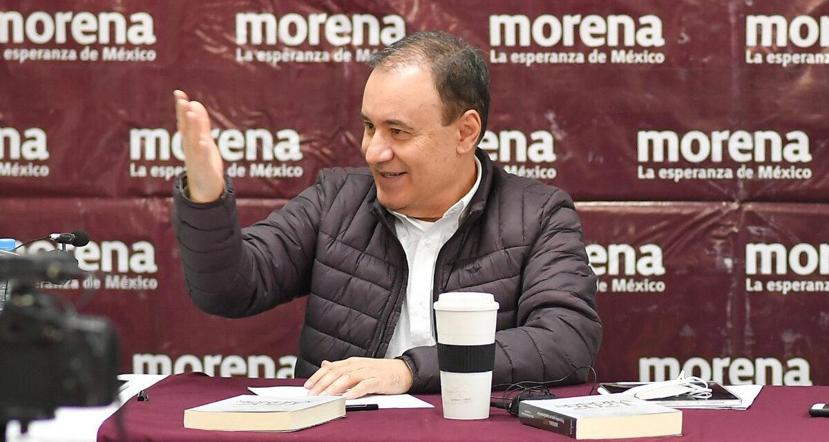 La U I F de Sonora no da resultados: Alfonso Durazo