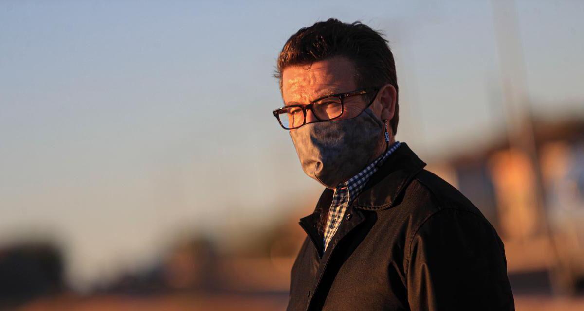 Sonora está en llamas e ignoran esta realidad: Ricardo Bours