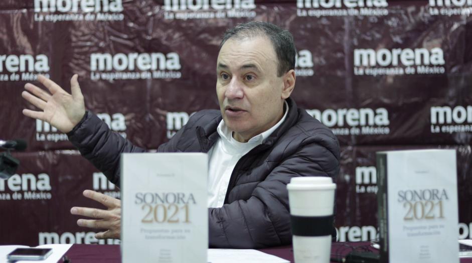 Se debe dejar el jolgorio y apoyar a los municipios: Alfonso Durazo
