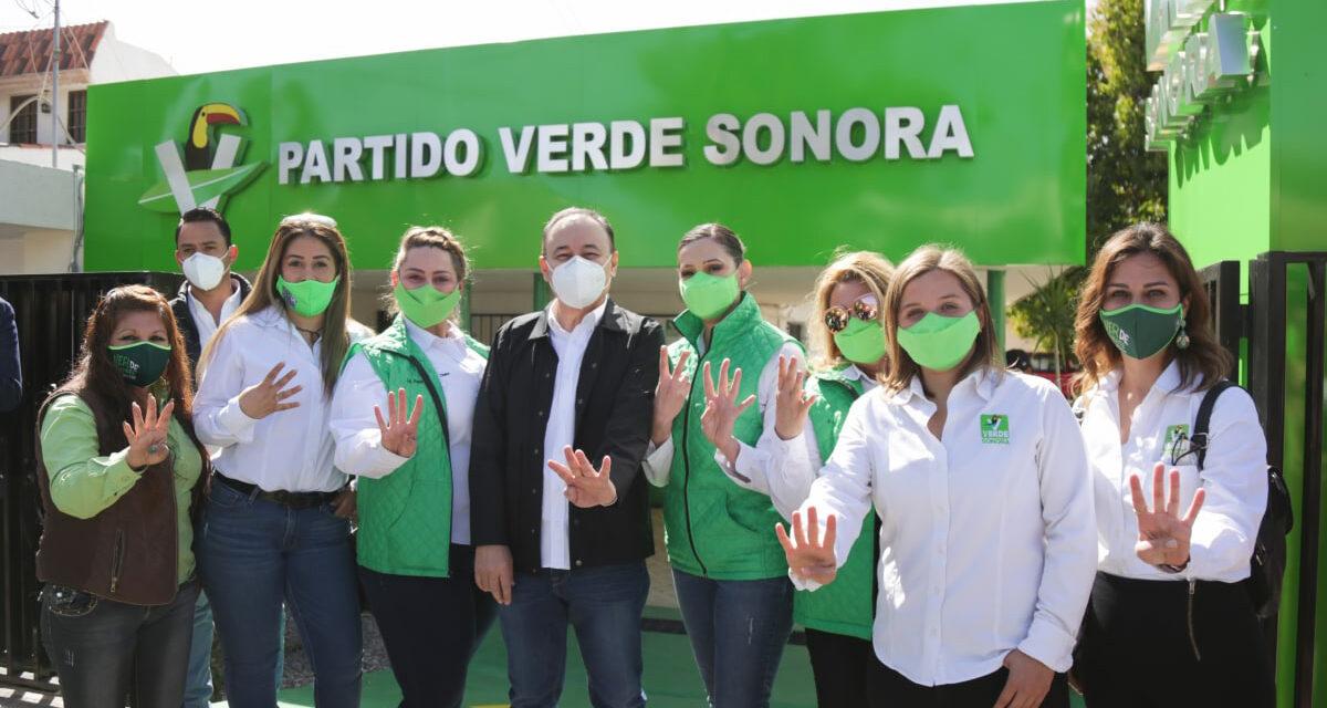 Sonora contará con un gabinete paritario: Alfonso Durazo