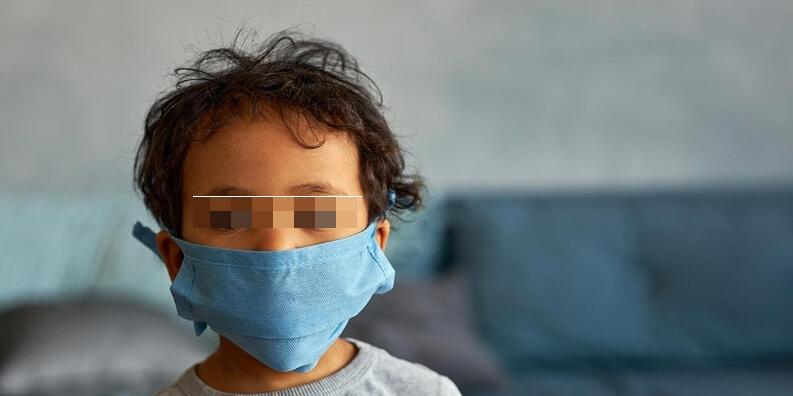 Isssteson recomienda que los niños deben usar el cubrebocas