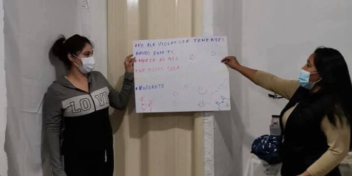 Brinda SSP Sonora información a mujeres sobre prevención de violencia