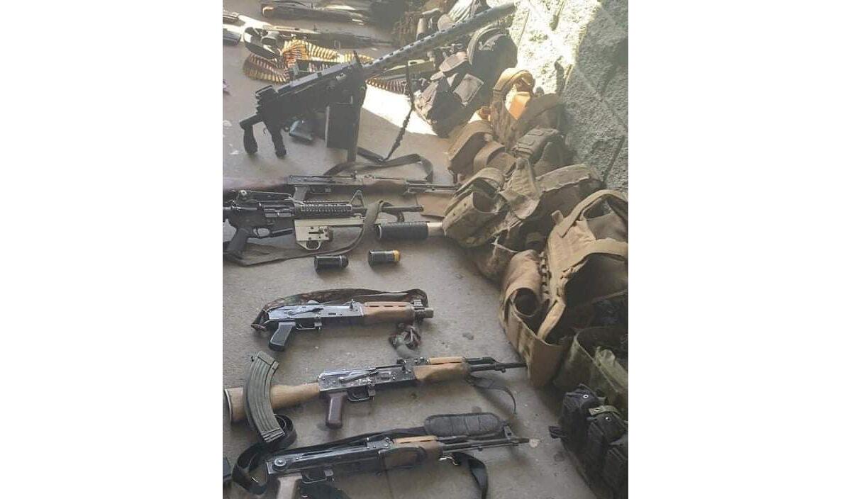 Desarticulan a grupo armado de 11 integrantes en SLRC