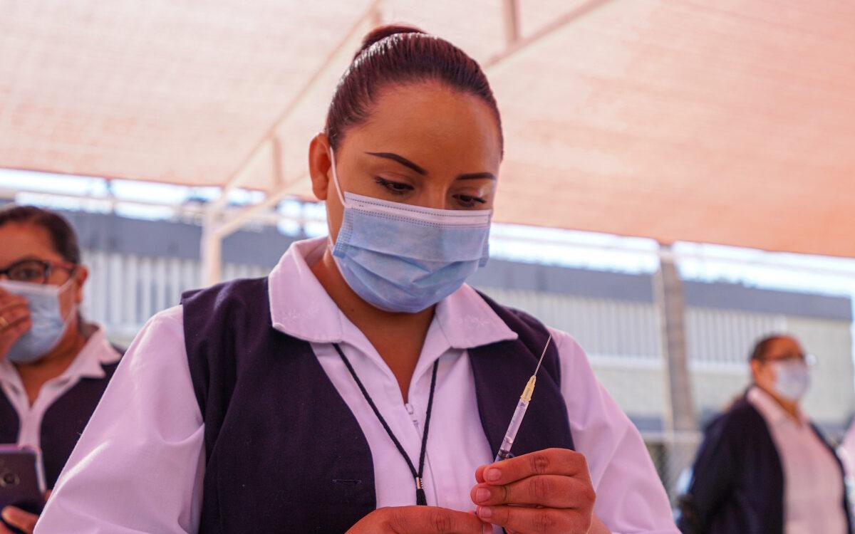 Se pospone vacunación Covid-19 en el valle de SLRC