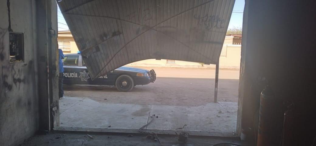 Frustran Policías Municipales robo de Silverado