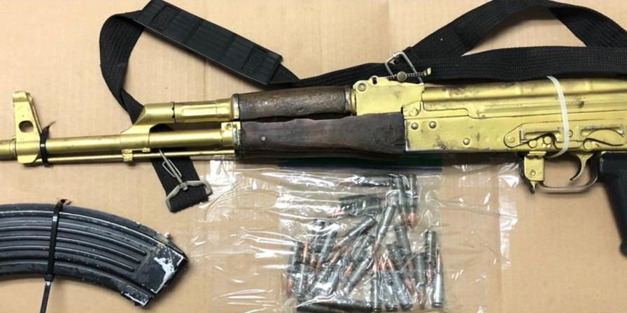 Detiene PESP y Sedena a tres hombres con rifle de asalto y droga en Obregón