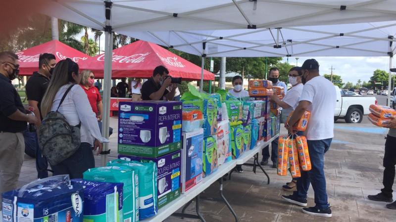 Invita Salud Sonora a apoyar el Pañatón 2021