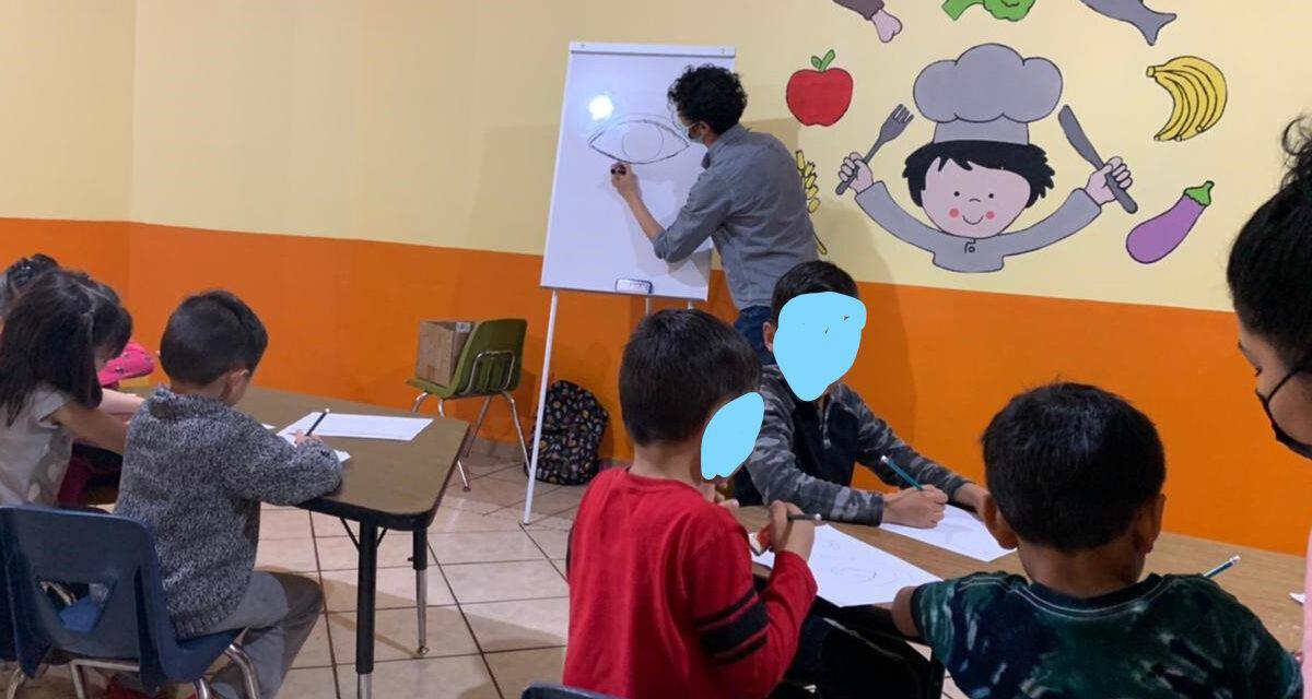 Activan cursos y talleres en Albergue Niño Jesús