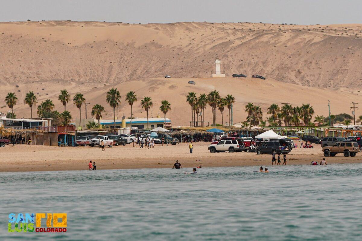 Abrirán playas del Golfo en Semana Santa