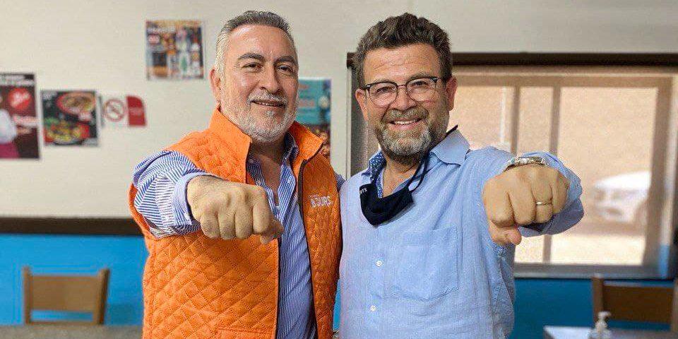 Se va Montes Piña a Movimiento Ciudadano ¿Sera el candidato a la presidencia municipal de SLRC?