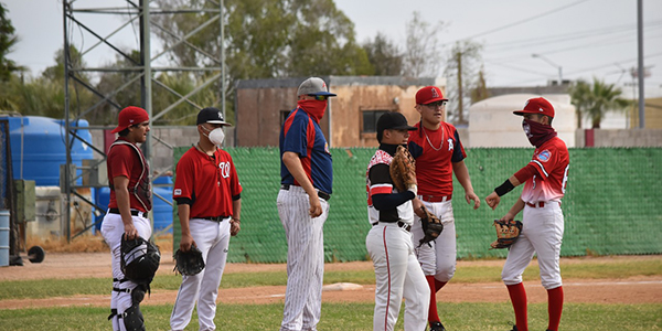 "Cantarán ""play ball"" en torneo Interligas Reactivación 2021"