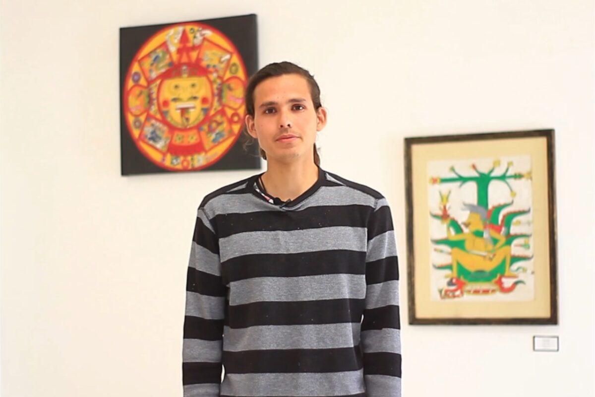 Exhiben muestra pictórica en galería de Luis B. Sánchez