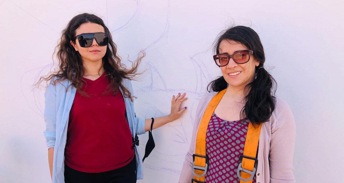 Mejoran el entorno del Museo Regional con murales