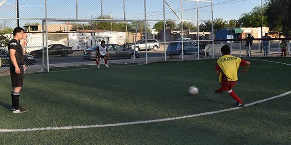 Reactivan actividades deportivas en SLRC