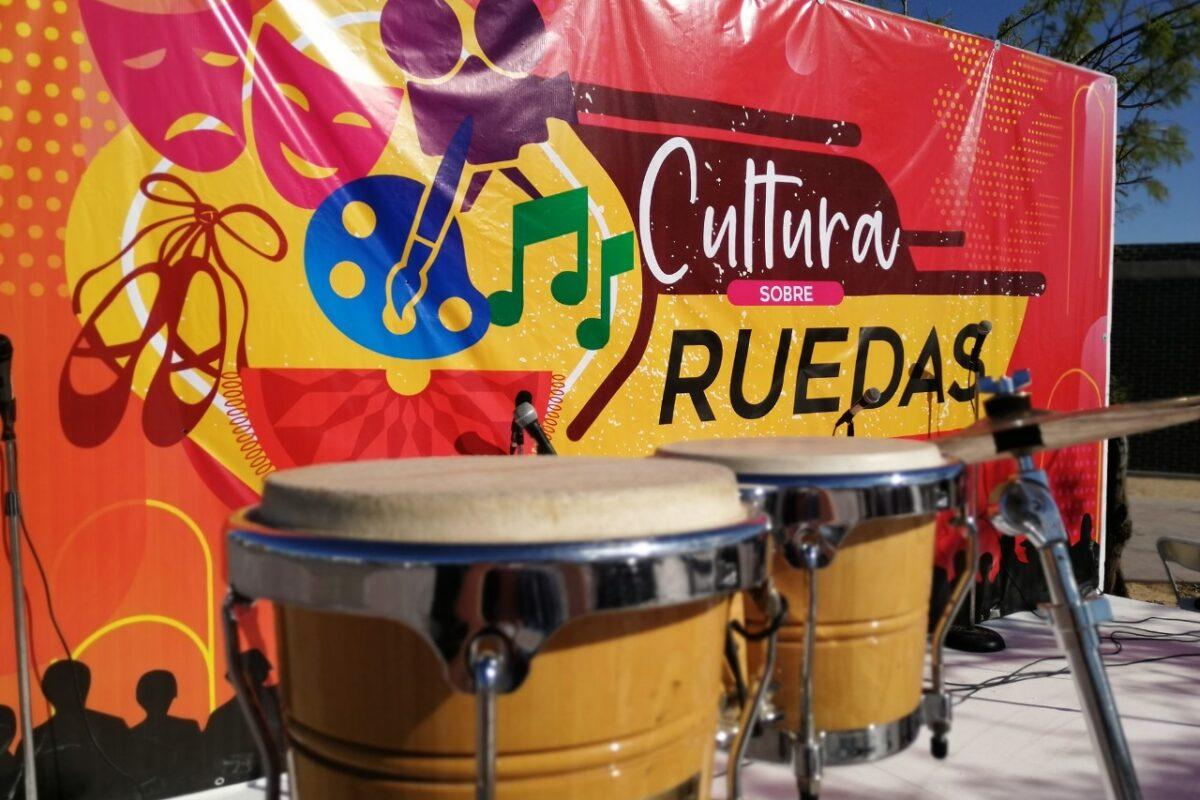 """Habrá domingo de """"Cultura Sobre Ruedas"""" en SLRC"""