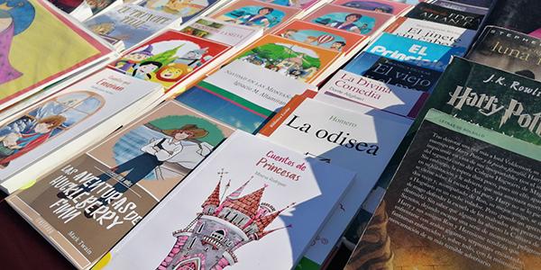 Invita Centro Cultural a Feria del Libro