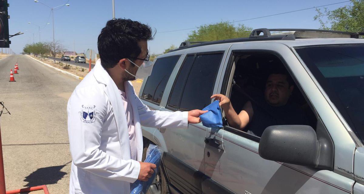 En marcha operativo de salud en el Golfo