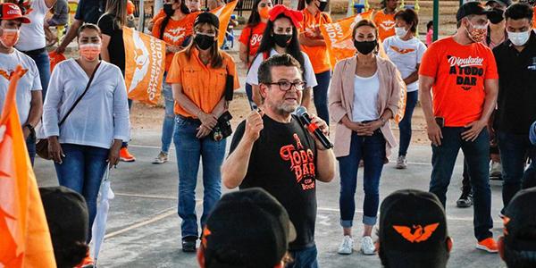 La inseguridad es un cáncer que hay que combatir: Ricardo Bours