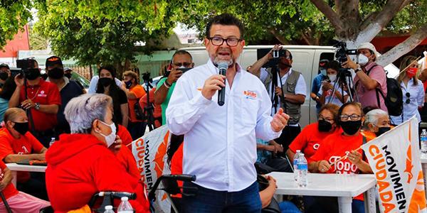 No abandonaré a Sonora, como lo hacen quienes están ahora: Ricardo Bours