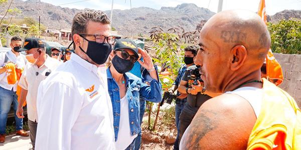 Turismo y servicios básicos para Guaymas: Ricardo Bours