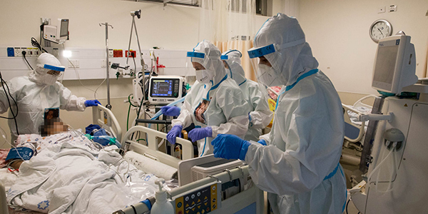 Registra 18% ocupación hospitalaria en la entidad: Salud Sonora