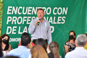 """Garantiza el """"Borrego"""" la creación de Salas Regionales de salud en Sonora"""