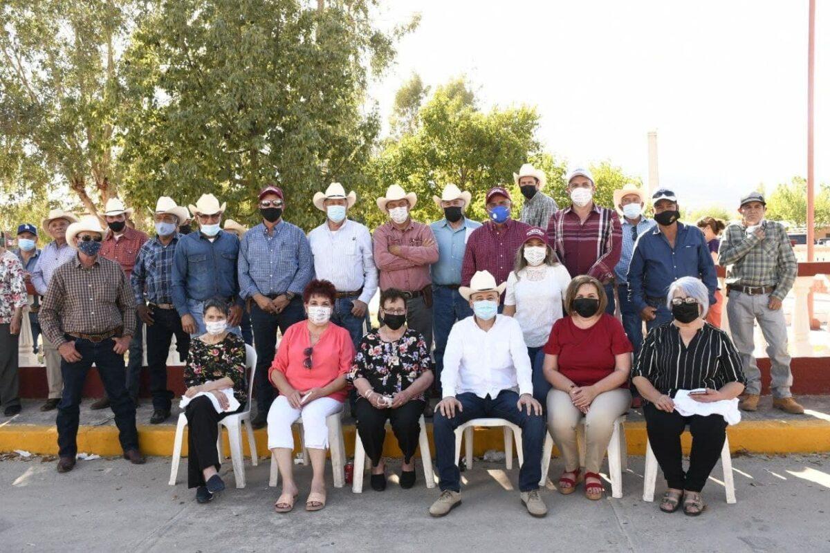 """Reconoce Alfonso Durazo trabajo de """"Médicos por Sonora"""" en Bavispe"""