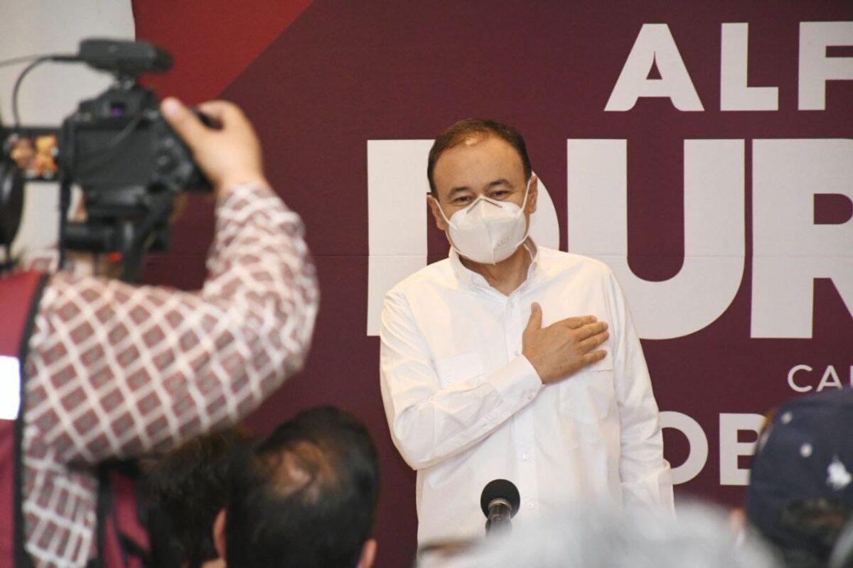 Durazo promete carretera de tres carriles de Chihuahua a Sonora