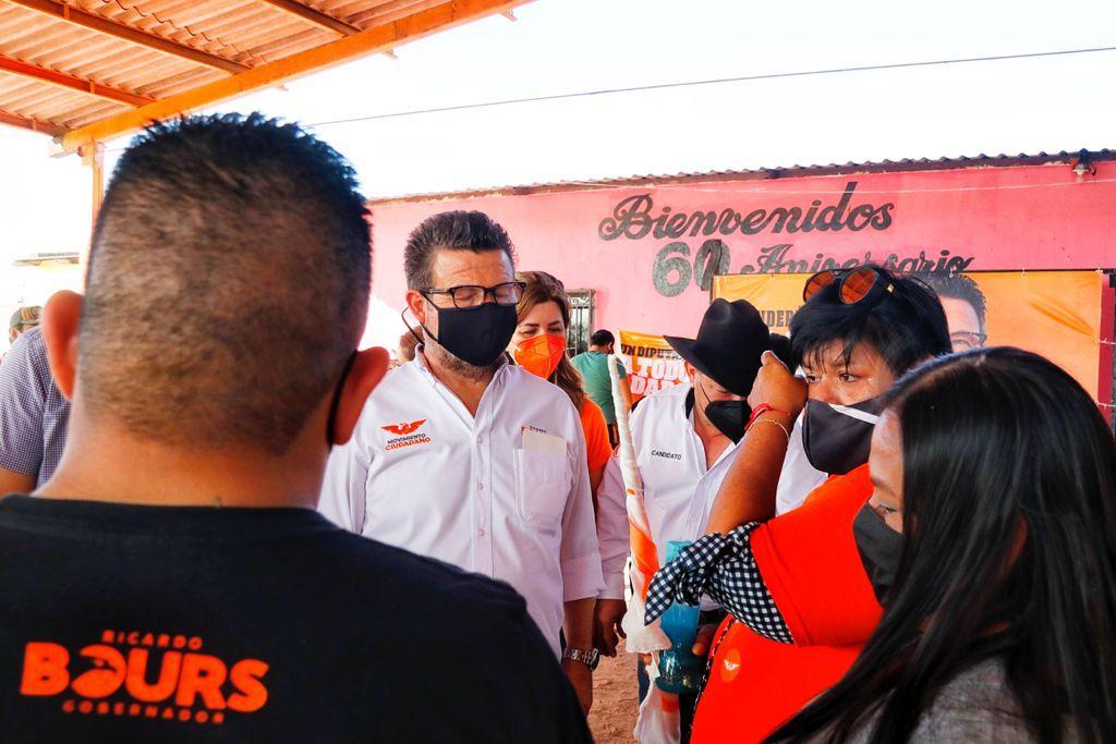 Mi prioridad será llevar salud a las comunidades rurales: Ricardo Bours