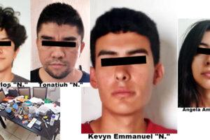 Sentencian a jóvenes de Hermosillo, que vendían brownies cargados con mota