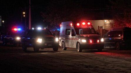 """Lesionan con arma de fuego a dos hombres en """"Las Torres"""""""