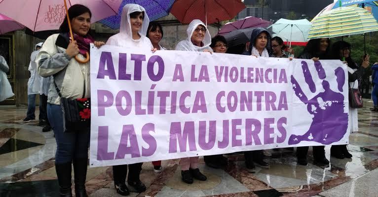 Piden denunciar violencia política de género