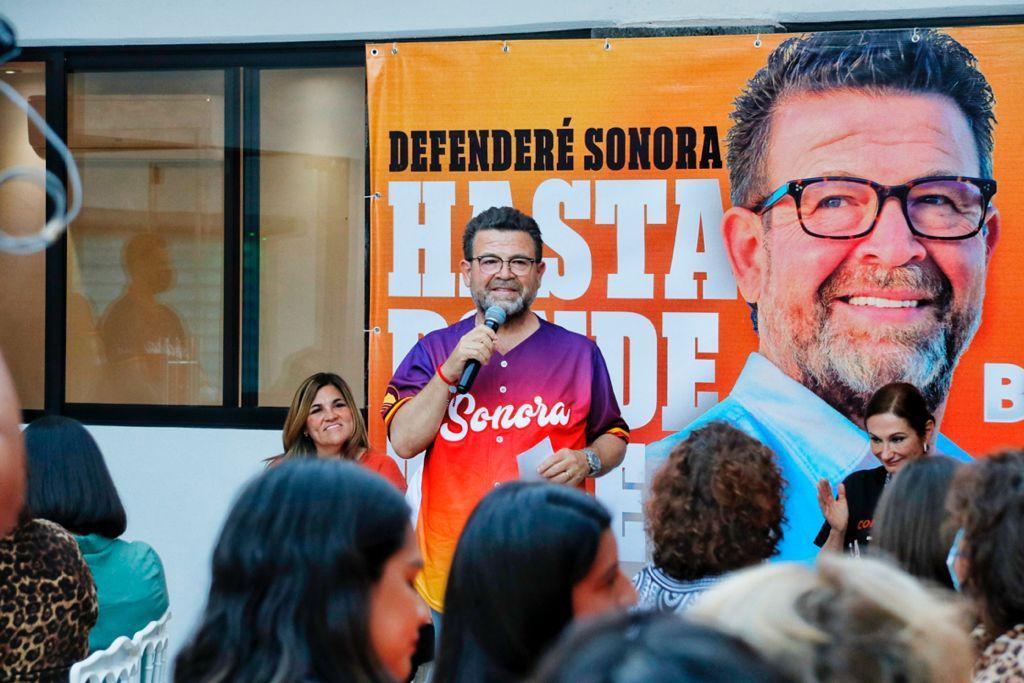 Desaparecidos y ejecutados nos deben doler: Ricardo Bours