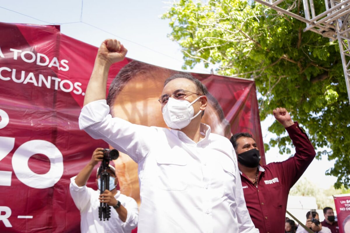 """En Ures inicia """"el recorrido de la Ruta de la Victoria"""": Alfonso Durazo"""