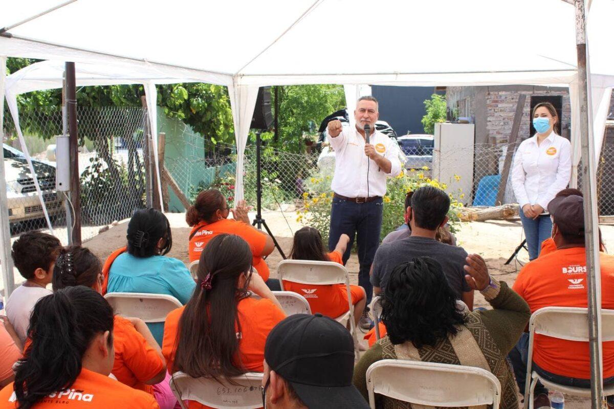 Montes Piña planea implementar plan de emergencia de alumbrado en SLRC