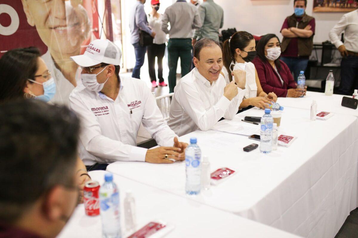 """Alfonso Durazo propone ampliar el programa """"Only Sonora"""""""