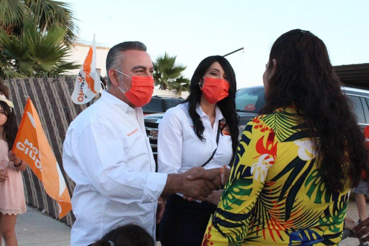 Afirma Montes Piña que se protegerán a las mujeres de San Luis desde su gobierno