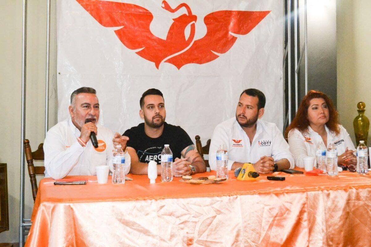 Debe gobierno municipal garantizar seguridad el día de la elección: Montes Piña