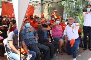 Montes Piña propone fortalecer a la policía municipal