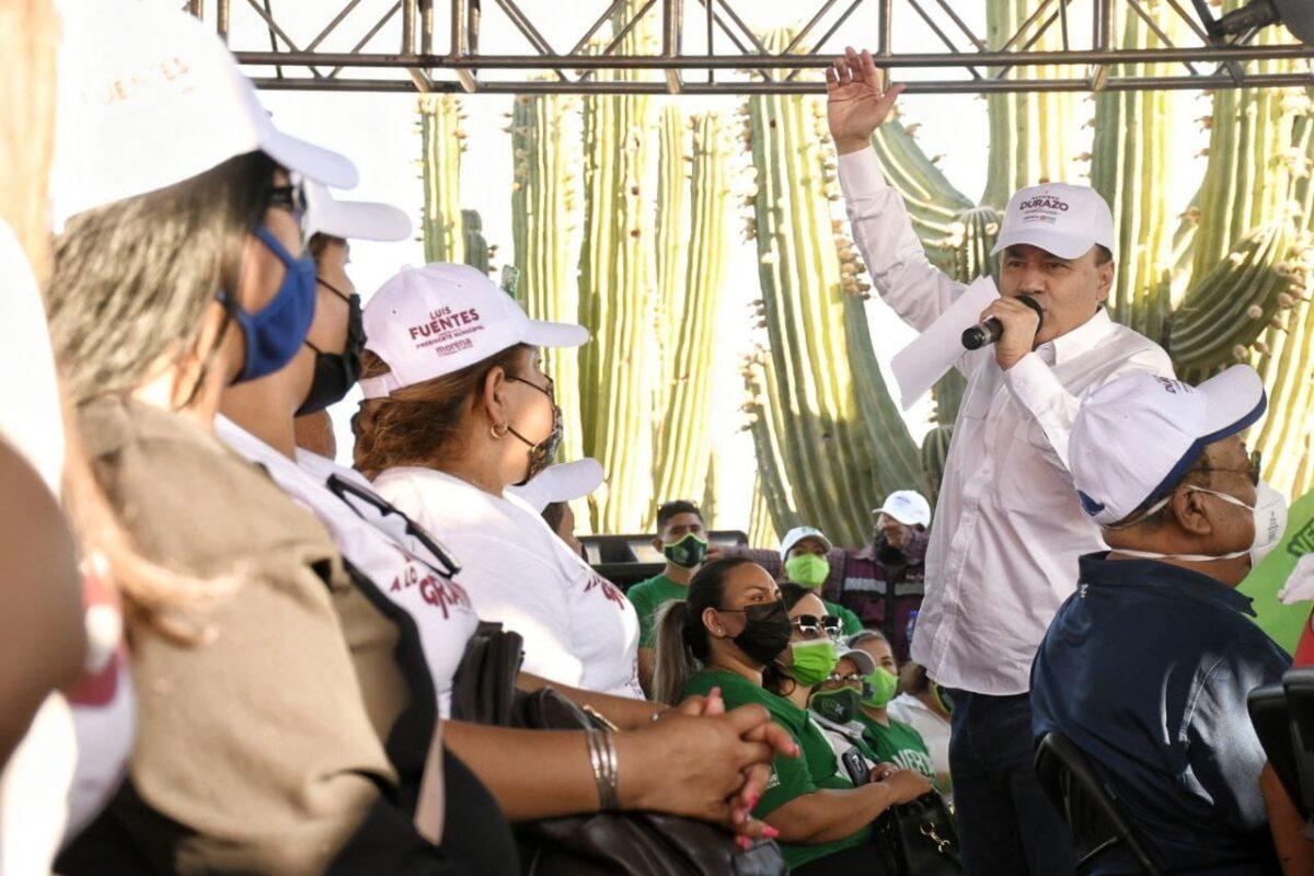 Mejorar la conectividad Guaymas-Empalme para potenciar el desarrollo económico: Alfonso Durazo