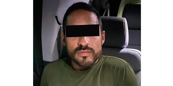 Detienen municipales a sujeto que contaba con orden de aprehensión en Baja California