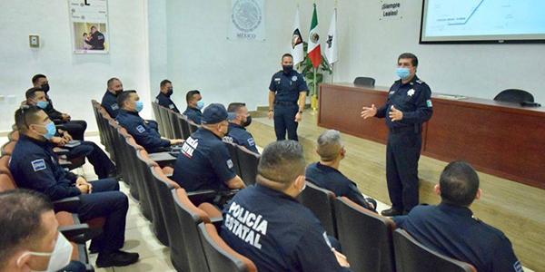 Refuerzan C5i Sonora y PESP operativos de seguridad y vigilancia durante jornada electoral